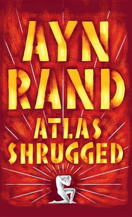 The Most Challenging Books - Atlas Shrugged by Ayn Rand