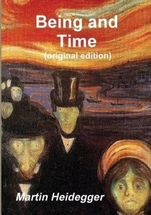 The Most Challenging Books - Being and Time by Martin Heidegger