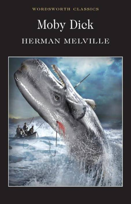 The Most Challenging Books - Moby Dick by Heerman Melville