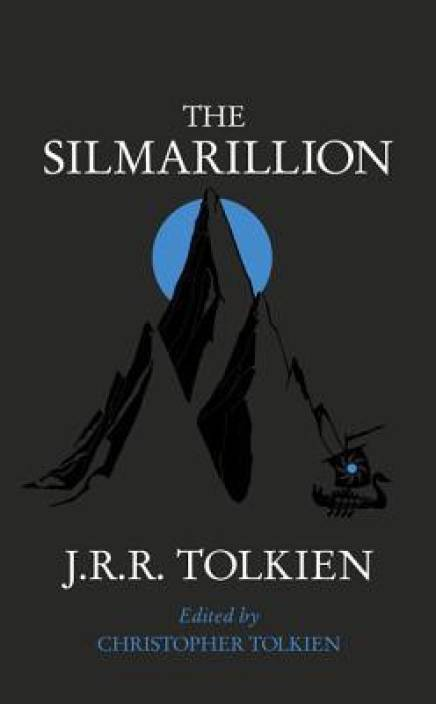 The Most Challenging Books - The Simarillion by J R R Tolkien