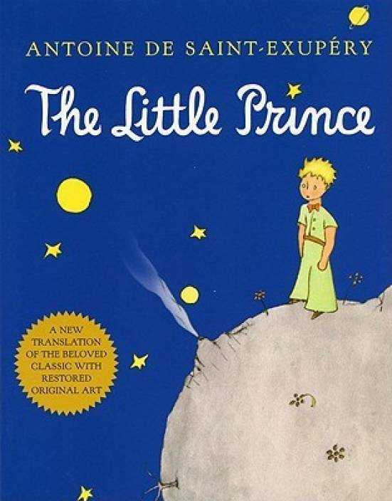 The Little Prince : Life changing Books