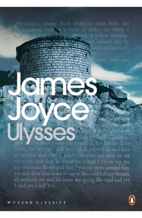 The Most Challenging Books - Ulysses by James Joyce