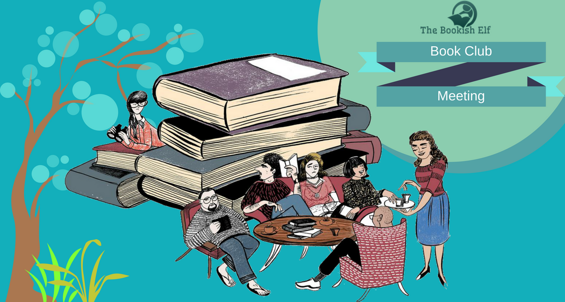 8 Tips for Hosting Successful Book Club Meeting When No One has Read the Book