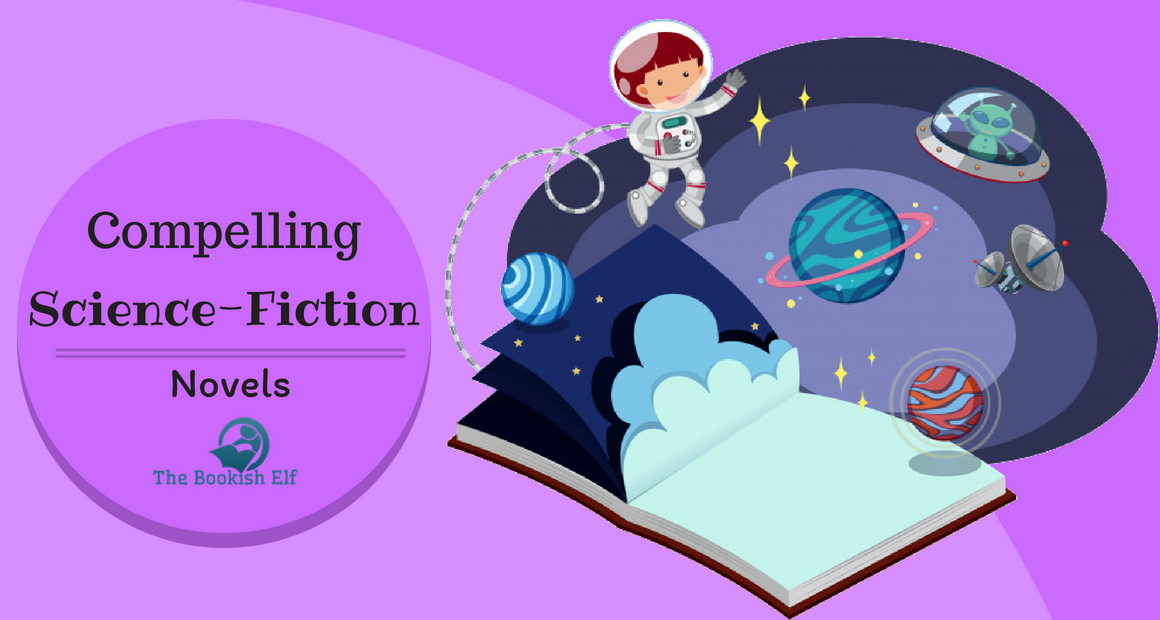 7 Compelling and Unconventional Science Fiction Books