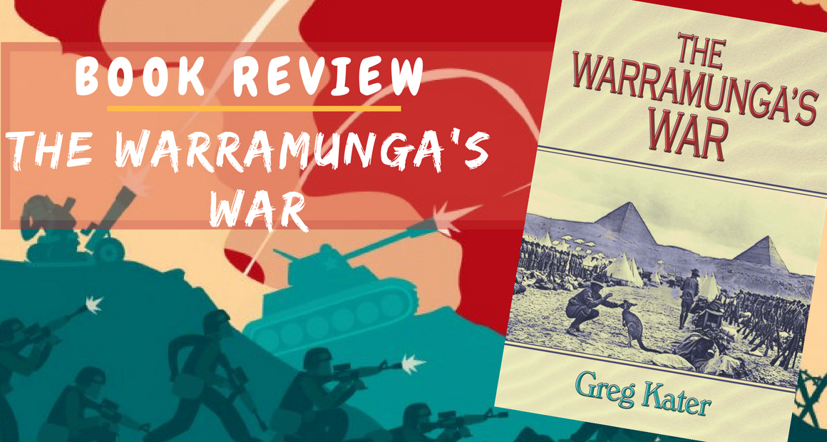 Book Review : The warramungas war   The Bookish Elf