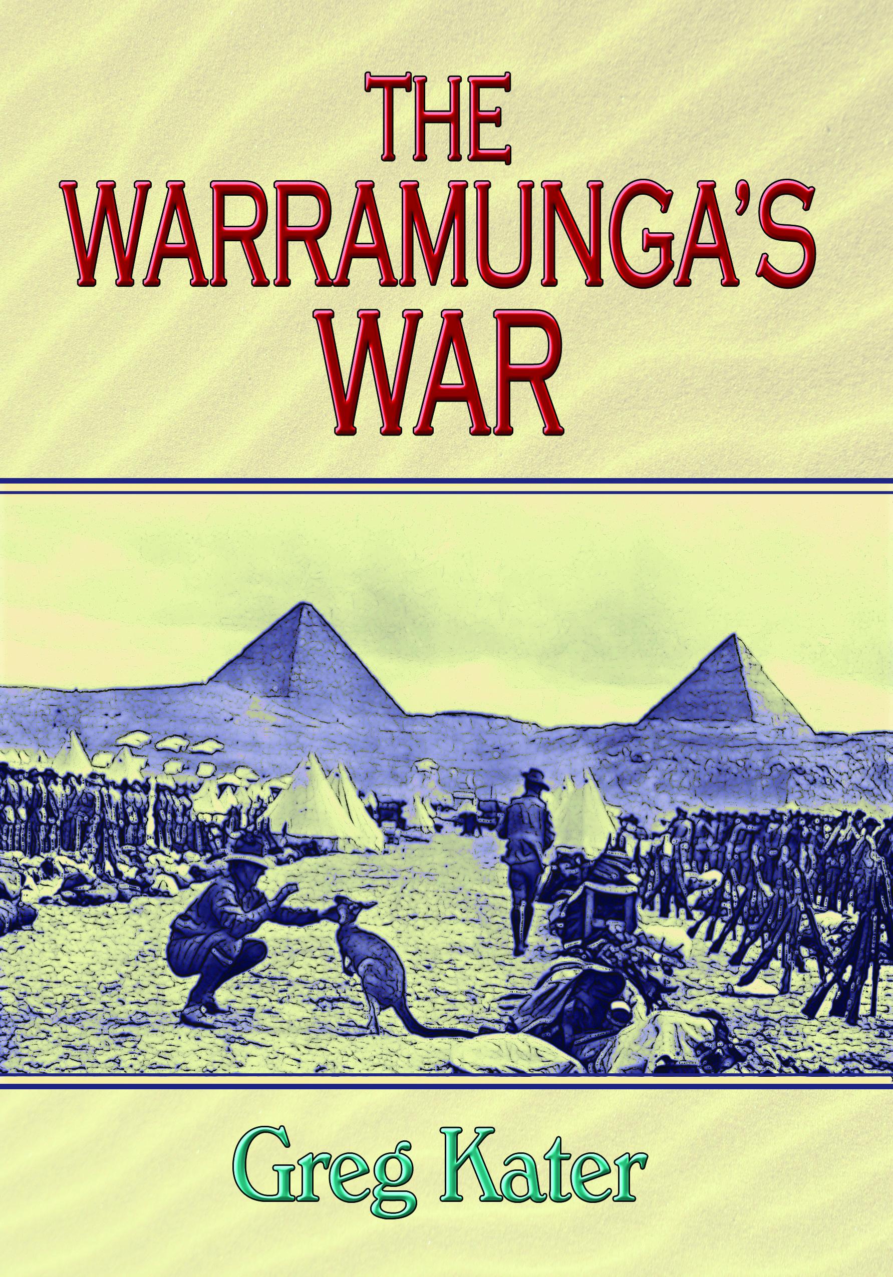 The Warramunga's War | The Bookish Elf
