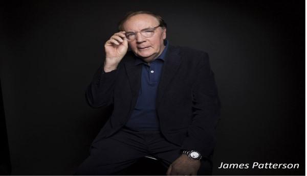 Highest Paid Authors-james