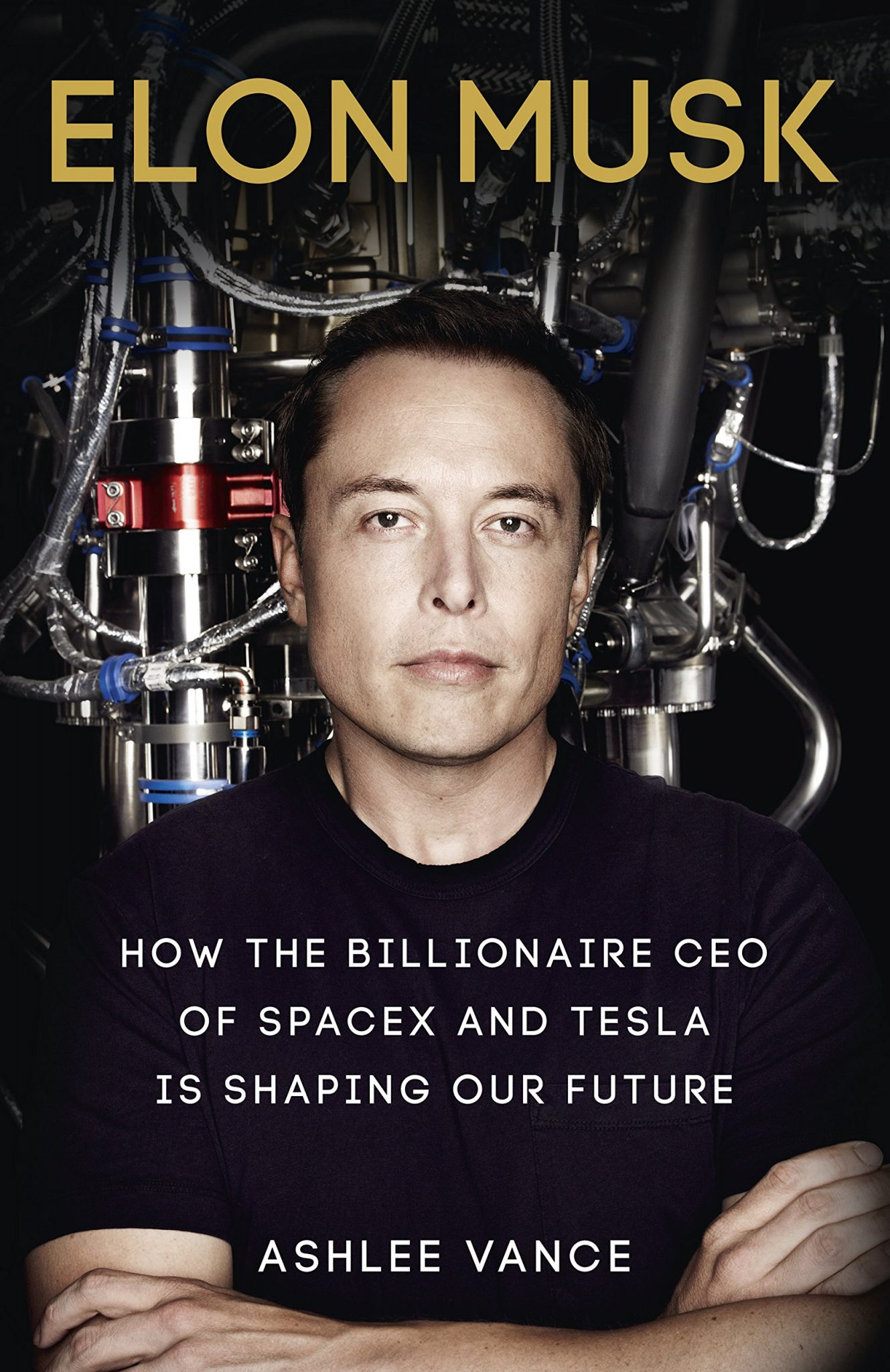 Book Review - Elon Musk How the Billionaire CEO of Spacex and Tesla is Shaping Our Future