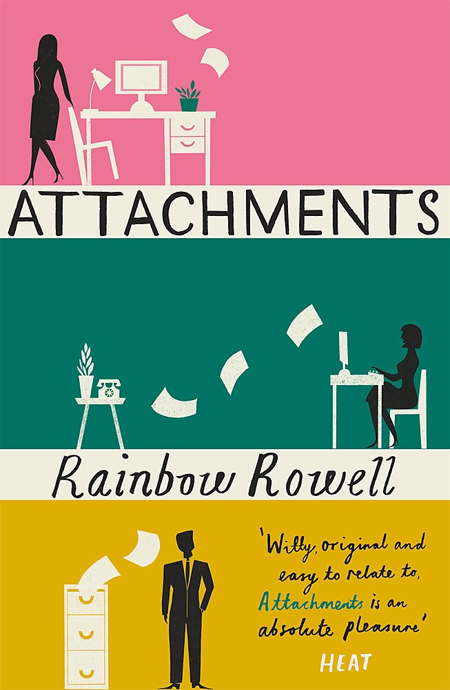 Book Review - Attachments by Rainbow Rowell