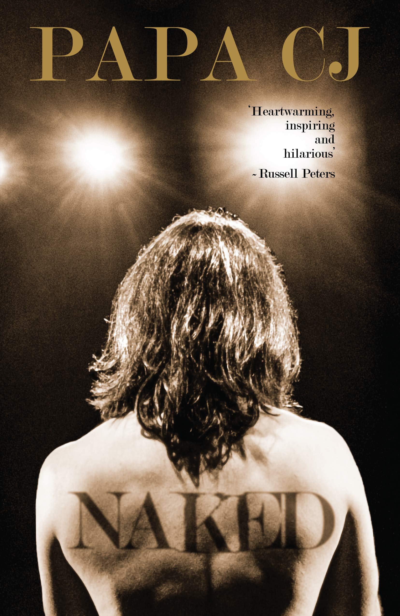 Book Review - Naked by Papa CJ