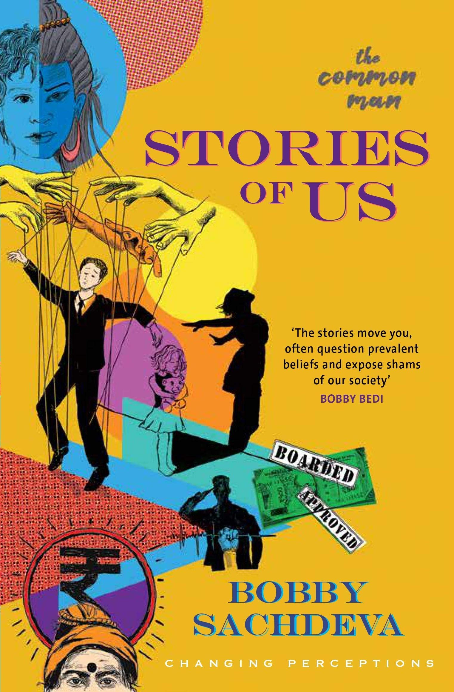 Book Review - Stories of Us by Bobby Sachdeva