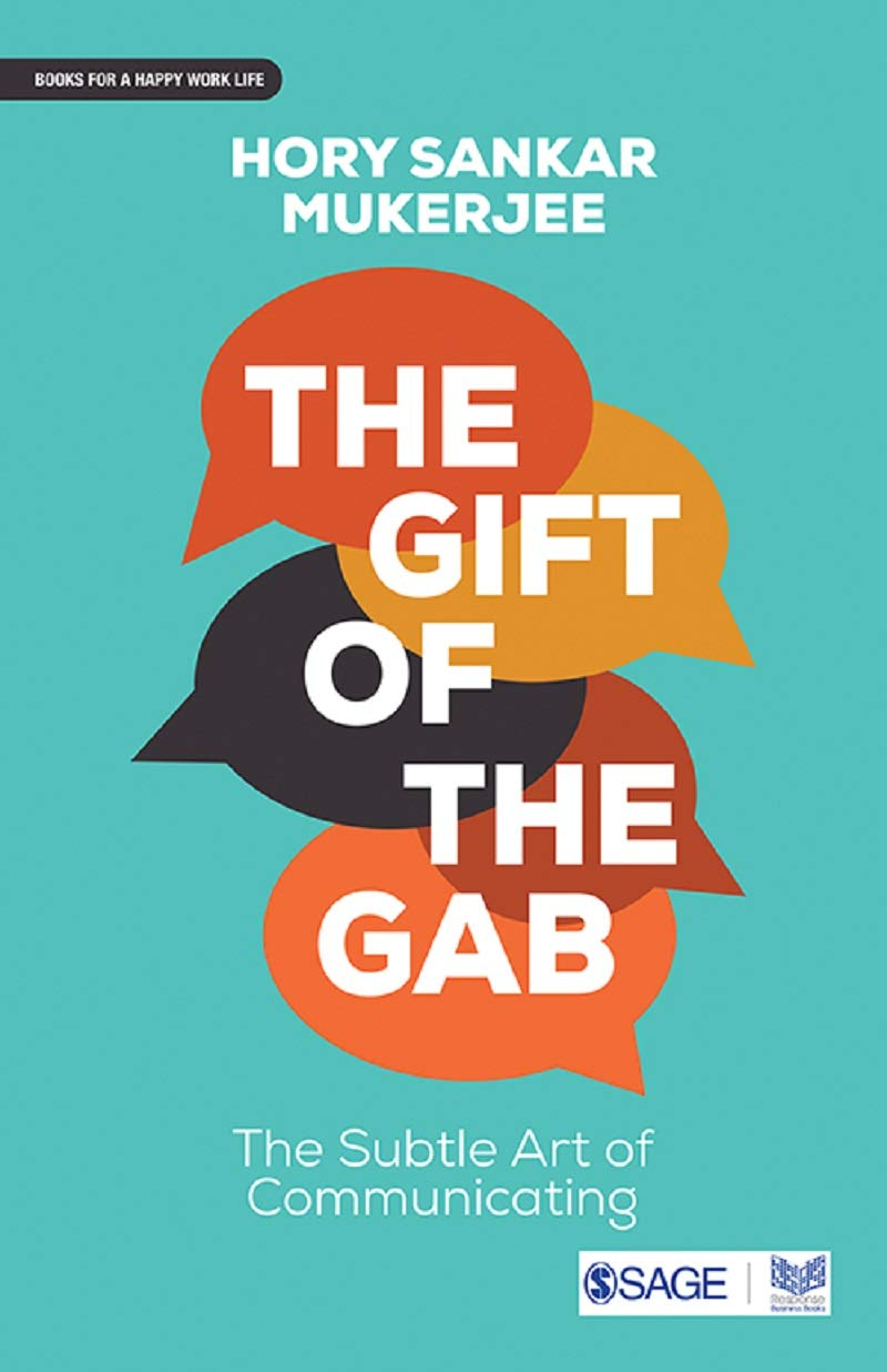 Book Review - The Gift of the Gab by Hory Sankar Mukerjee
