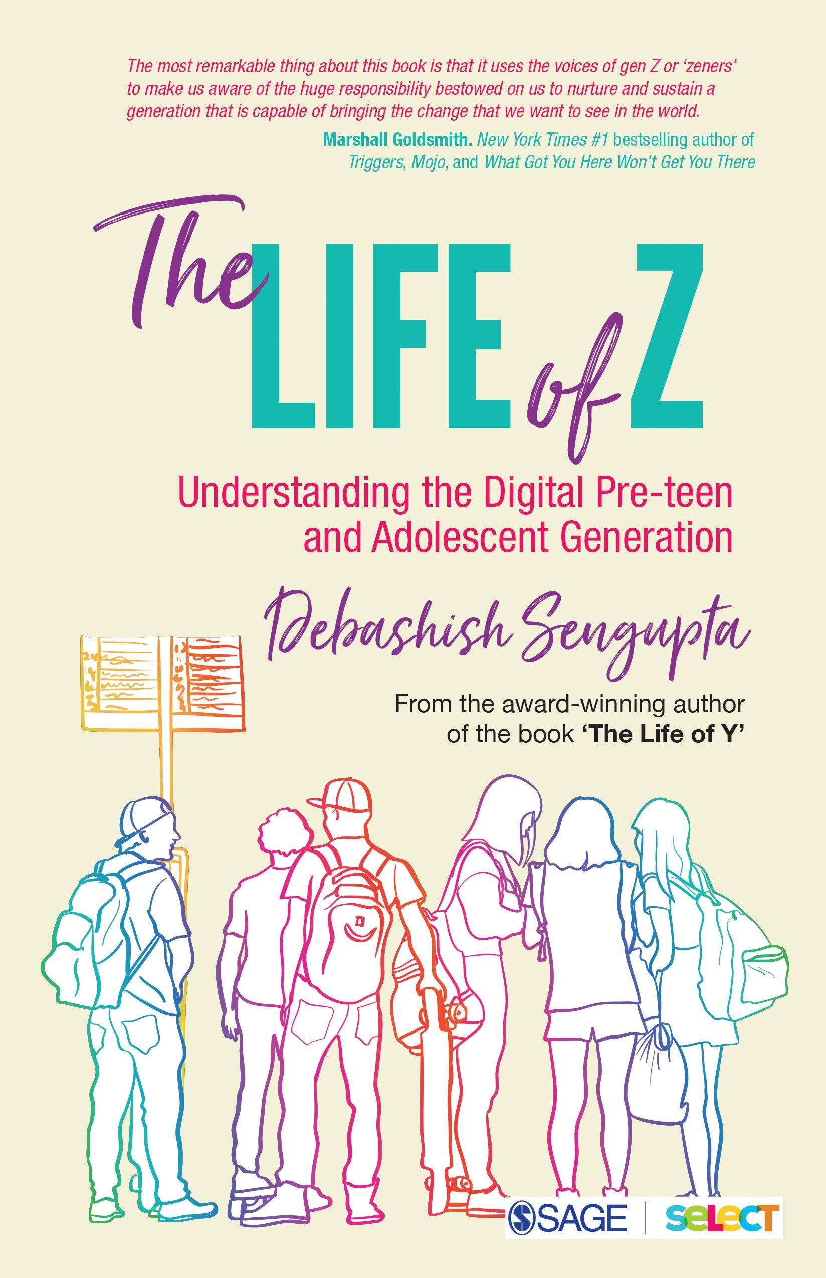 Book Review - The Life of Z by Debashish Sengupta