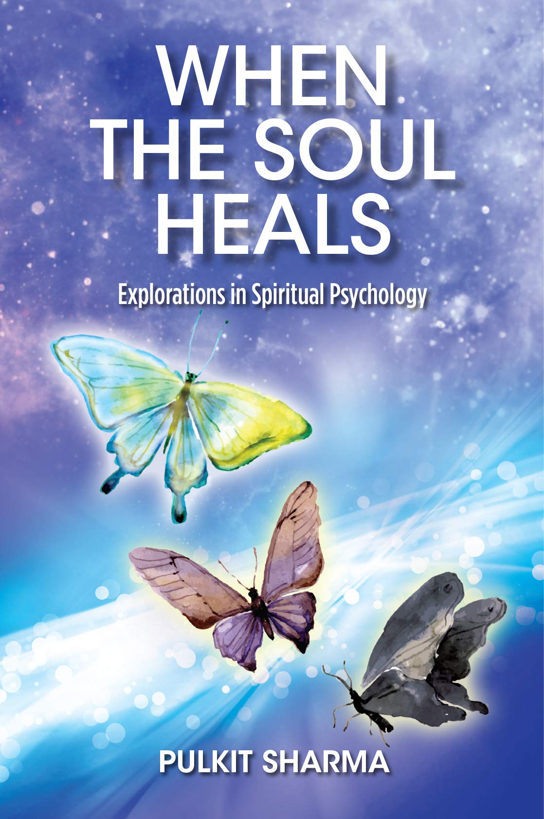 Book Review - When the Soul Heals by Pulkit Sharma