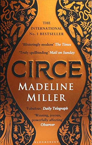Book Review - Circe by Madeline Miller