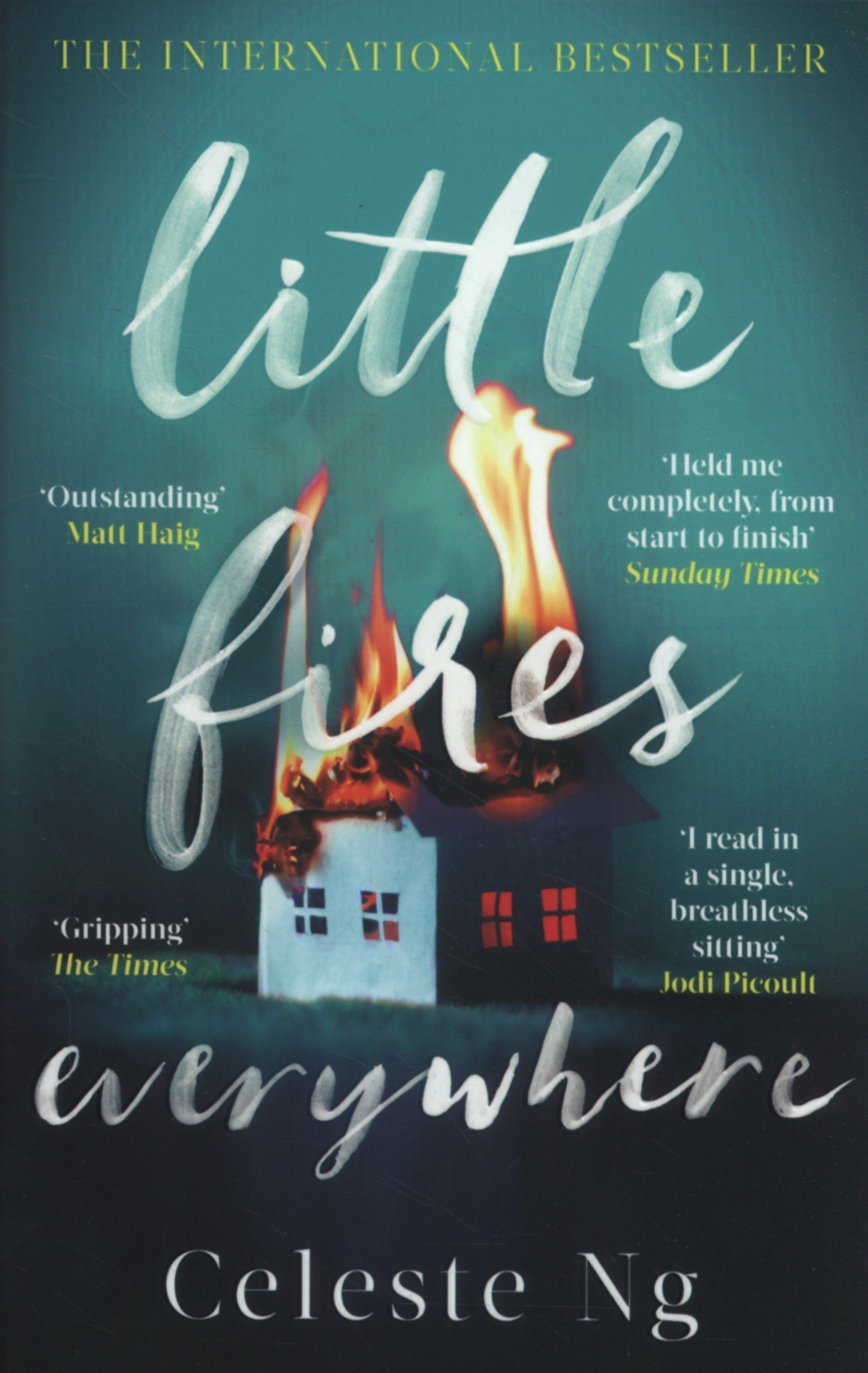 Book Review - Little Fires Everywhere by Celeste Ng