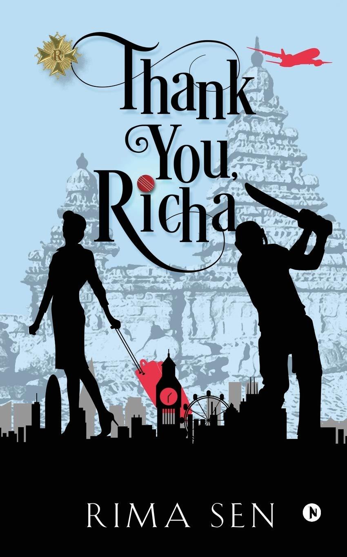 Book Review - Thank You Richa by Rima Sen