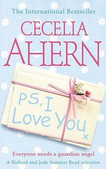 Book Review - P S I Love You by Cecelia Ahern