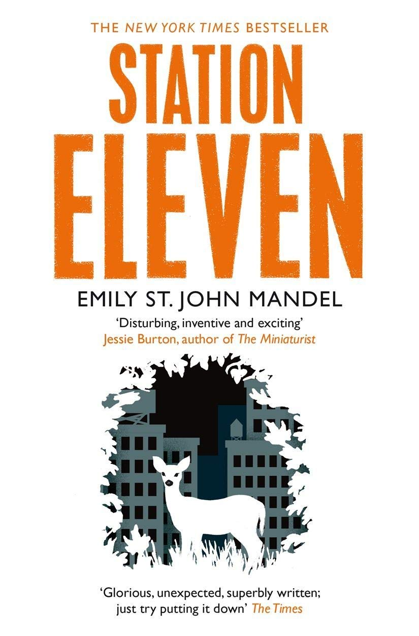 Book Review - Station Eleven by Emily St John Mandel
