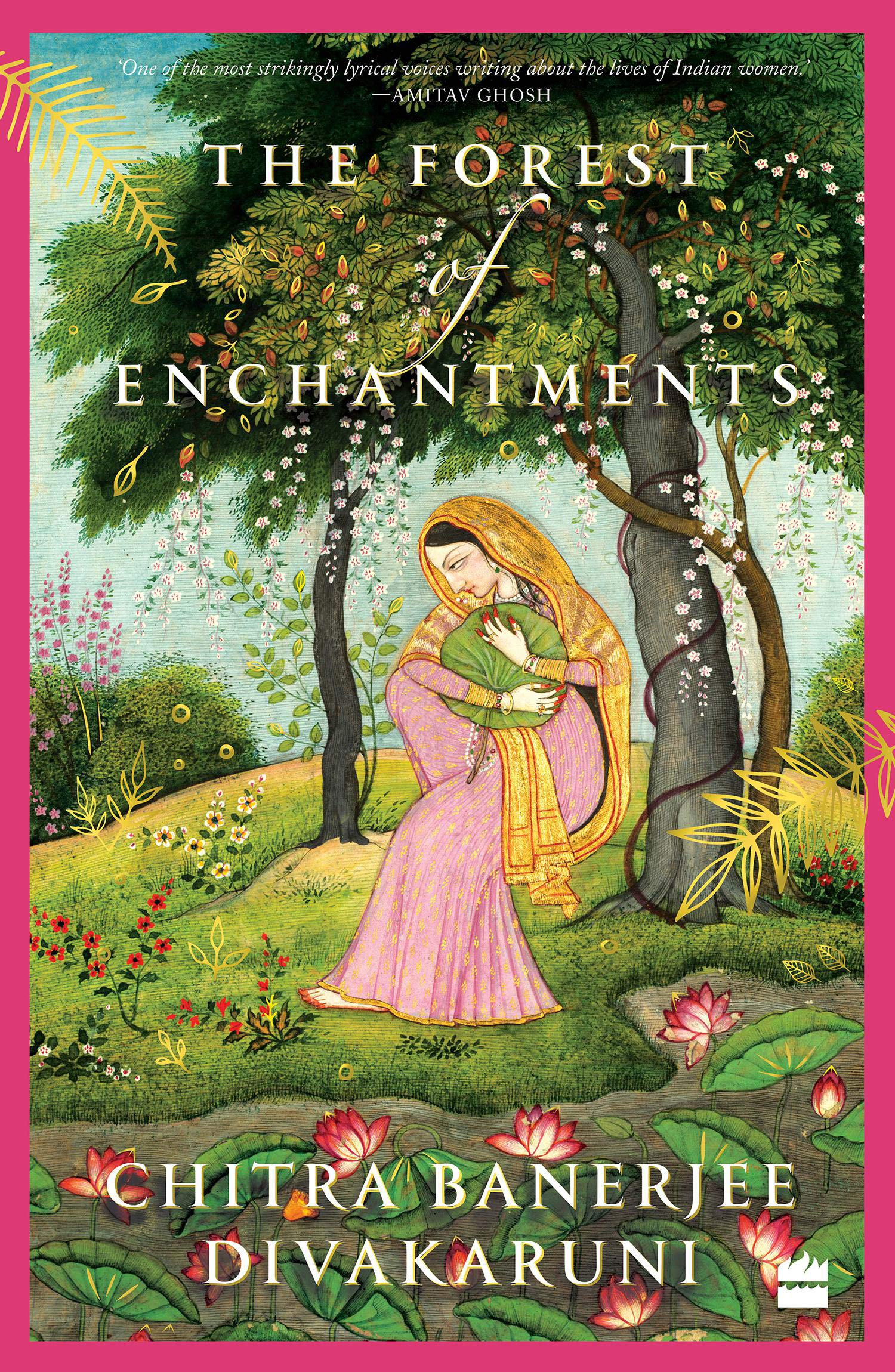 Book Review - The Forest of Enchantments by Chitra Banerjee Divakaruni