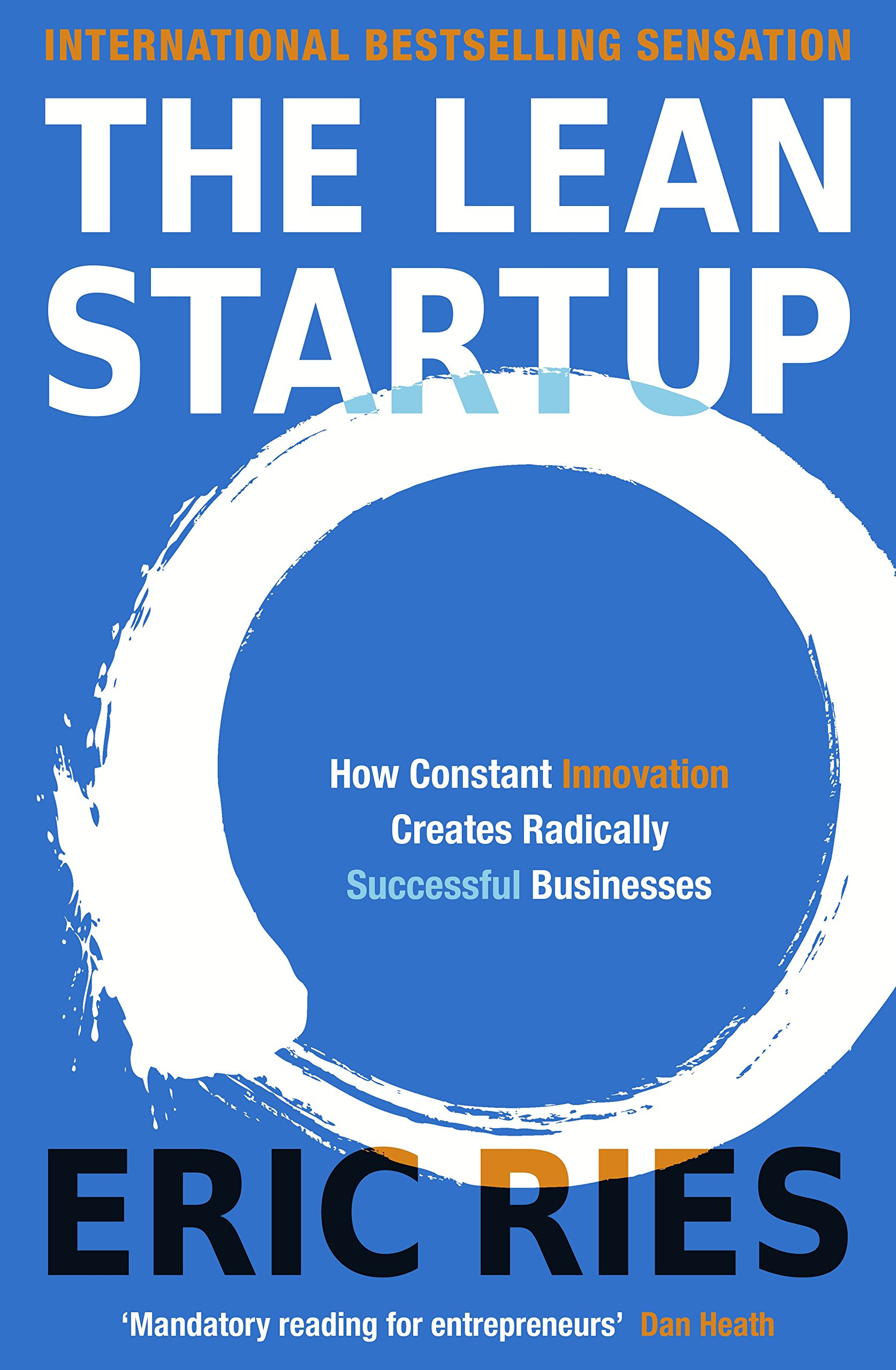 Book Review - The Lean Startup by Eric Ries
