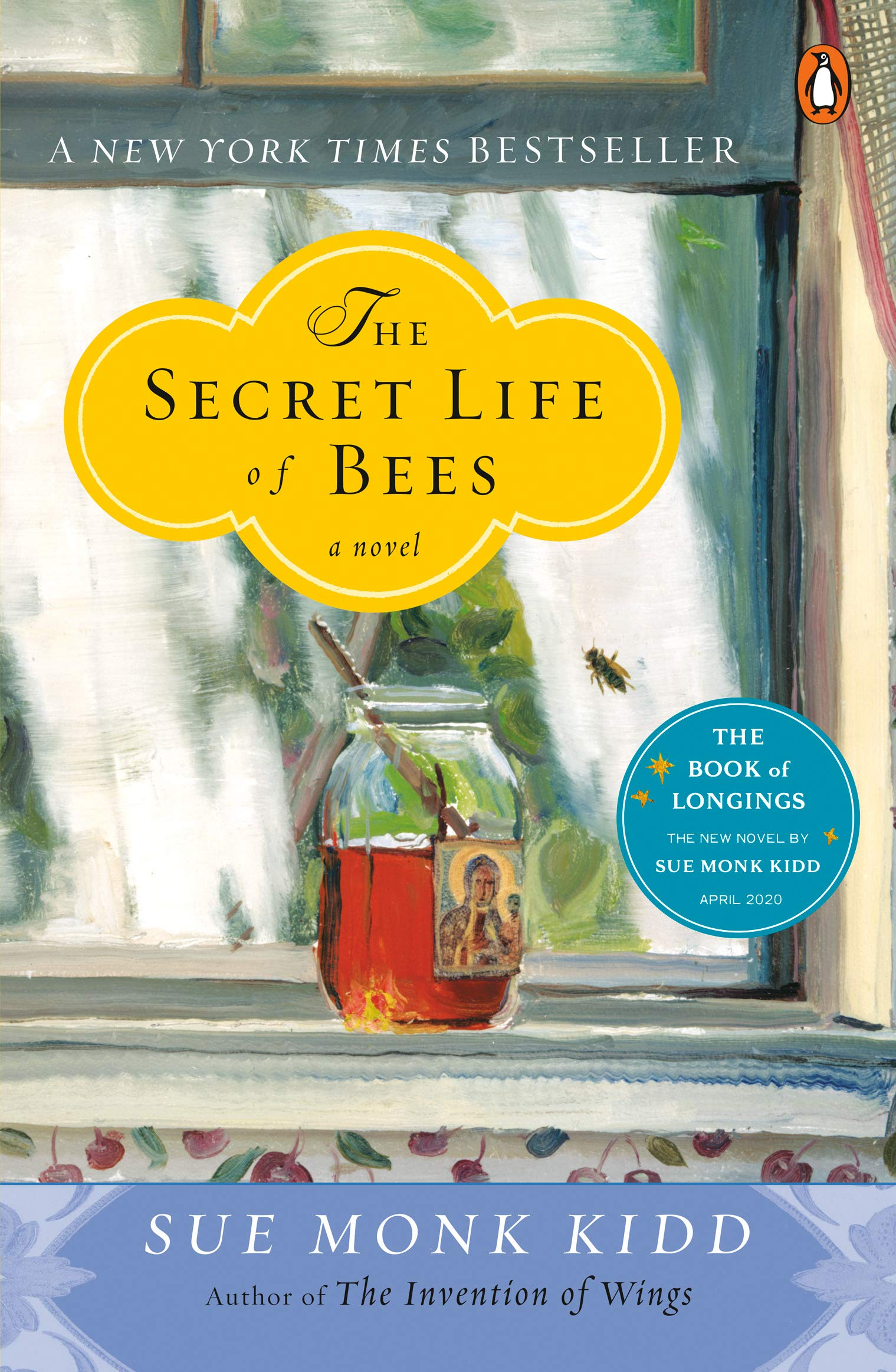 Book Review - The Secret Life of Bees by Sue Monk Kidd