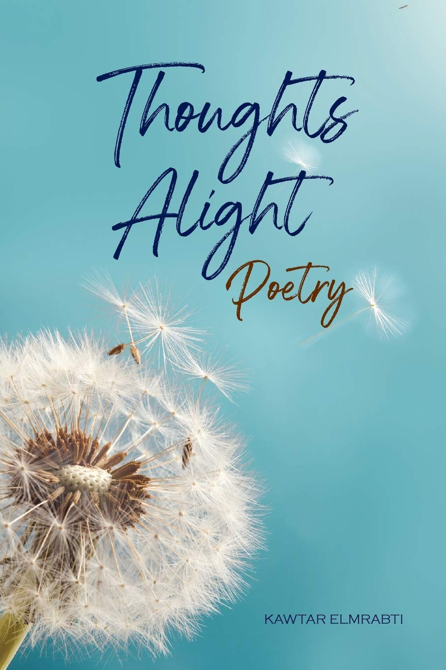Book Review - Thoughts Alight by Kawtar Elmrabti