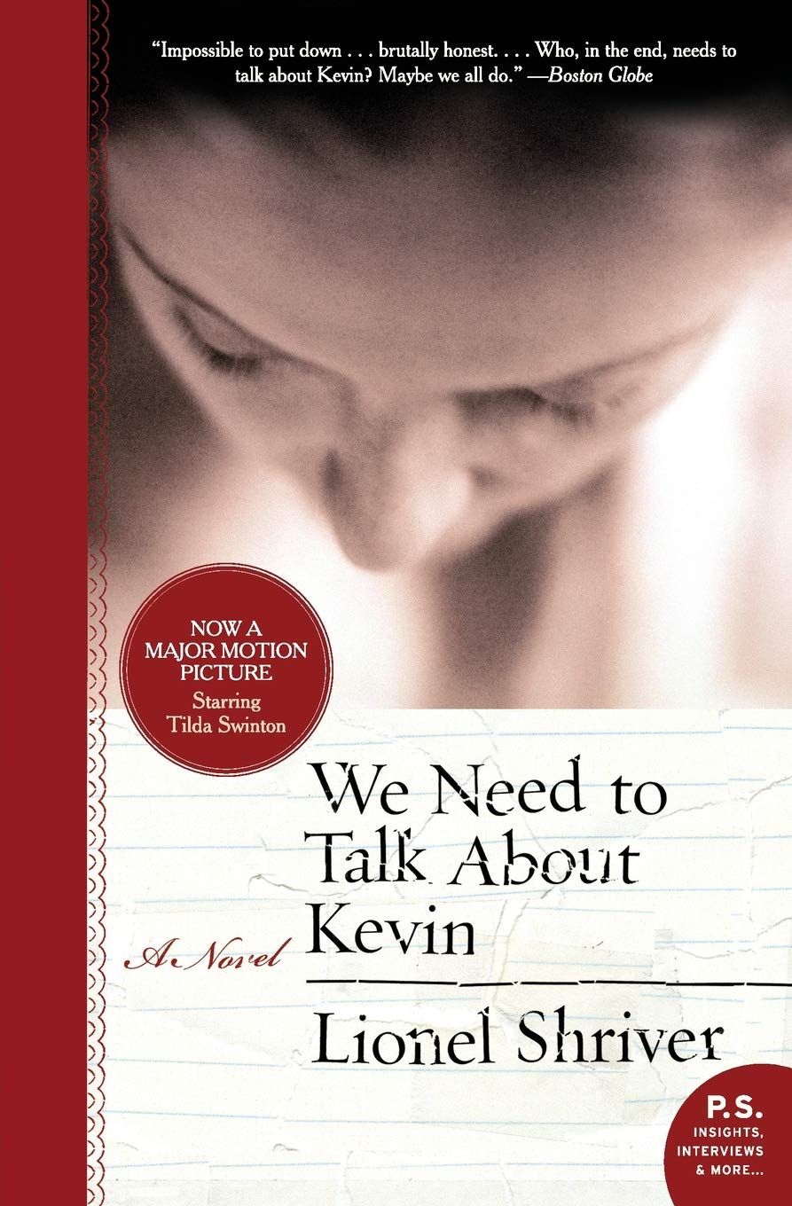 Book Review - We Need to Talk About Kevin by Lionel Shriver