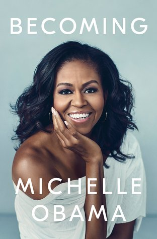 Book Review - Becoming by Michelle Obama