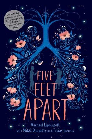 Book Review - Five Feet Apart by Rachael Lippincott