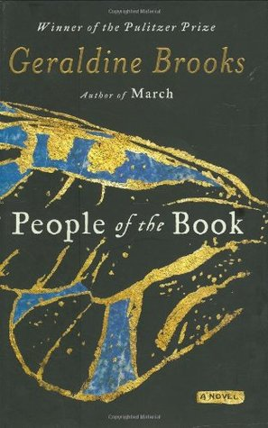 Book Review - People of the Book by Geraldine Brooks
