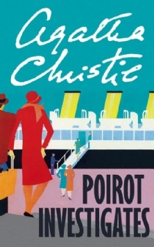 Book Review - Poirot Investigates by Agatha Christie