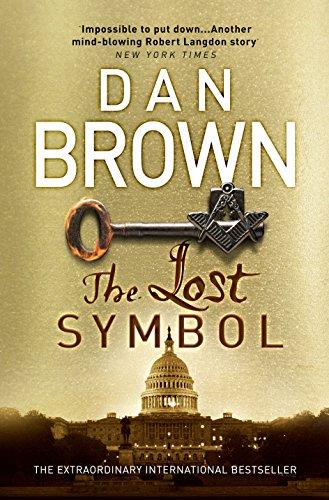 Book Review - The Lost Symbol by Dan Brown