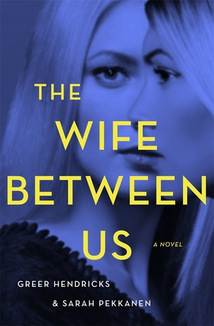 Book Review - The Wife Between Us by Greer Hendricks and Sarah Pekkanen