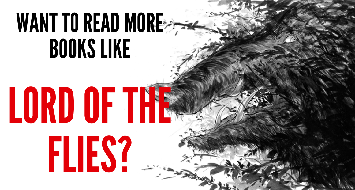 Books like Lord of the Flies | books with similar themes explored