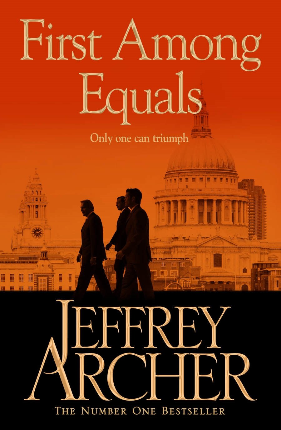 Book Review - First Among Equals by Jeffrey Archer