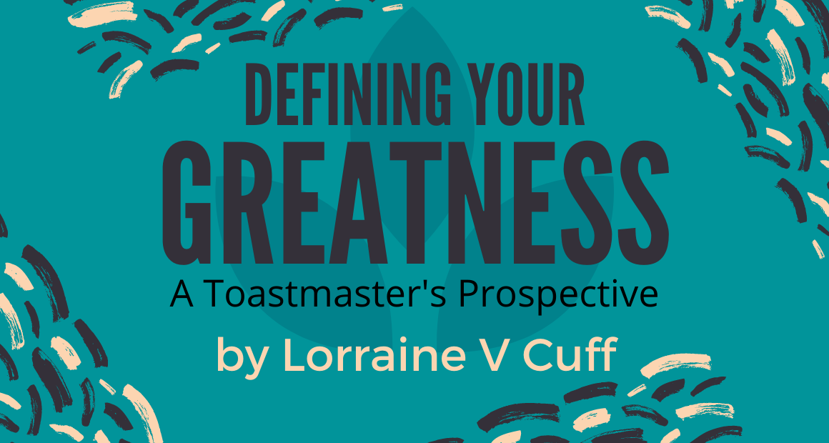 Book Review - Defining your Greatness by Lorraine Cuff