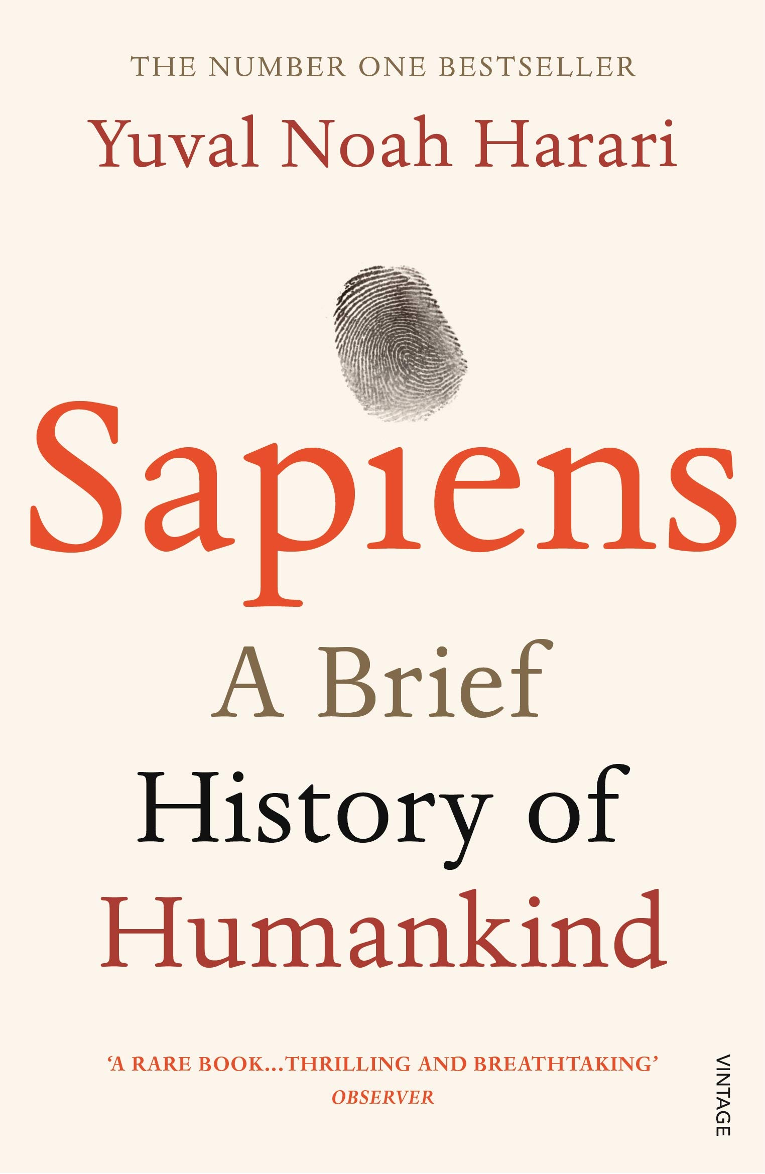 Book Review - Sapiens A Brief History of Humankind