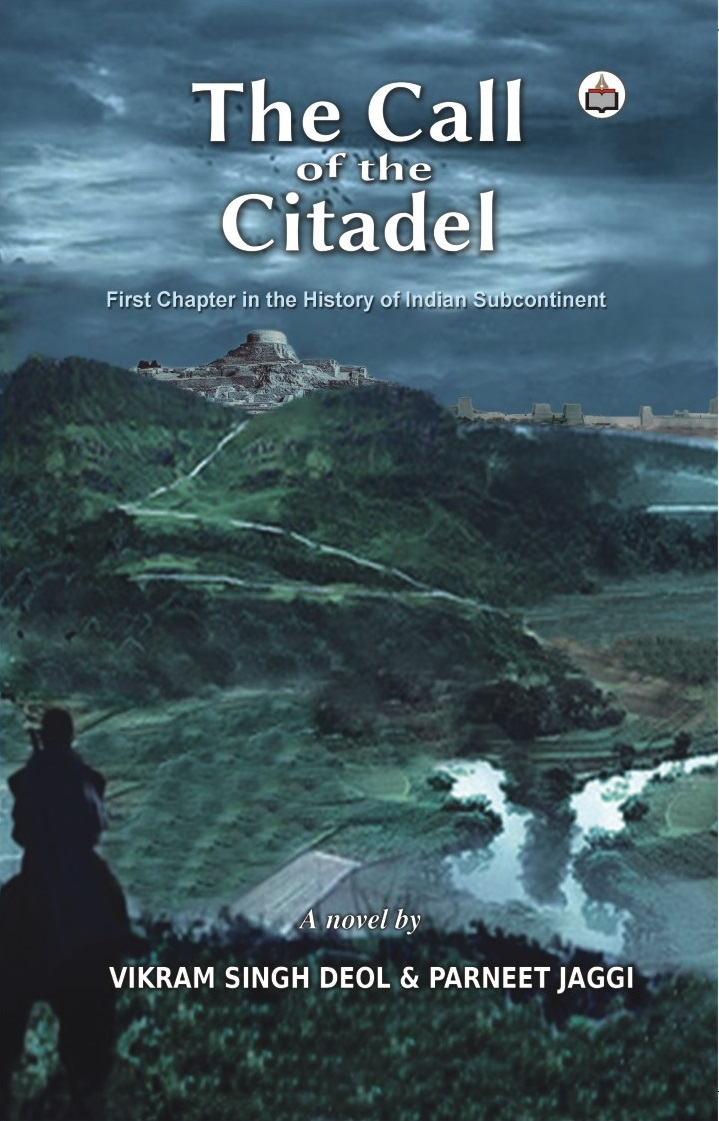 Front Cover -The Call of the Citadel