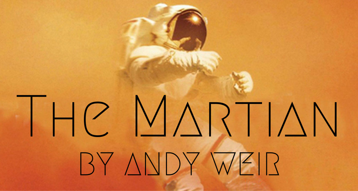 Book Review - The Martian by Andy Weir
