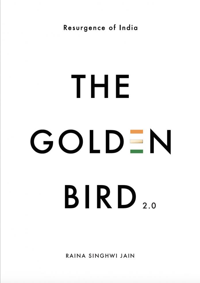 The Golden Bird 2.0 by Raina Singhwi Jain