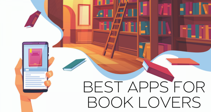 Best Apps for Book Lovers - Books App
