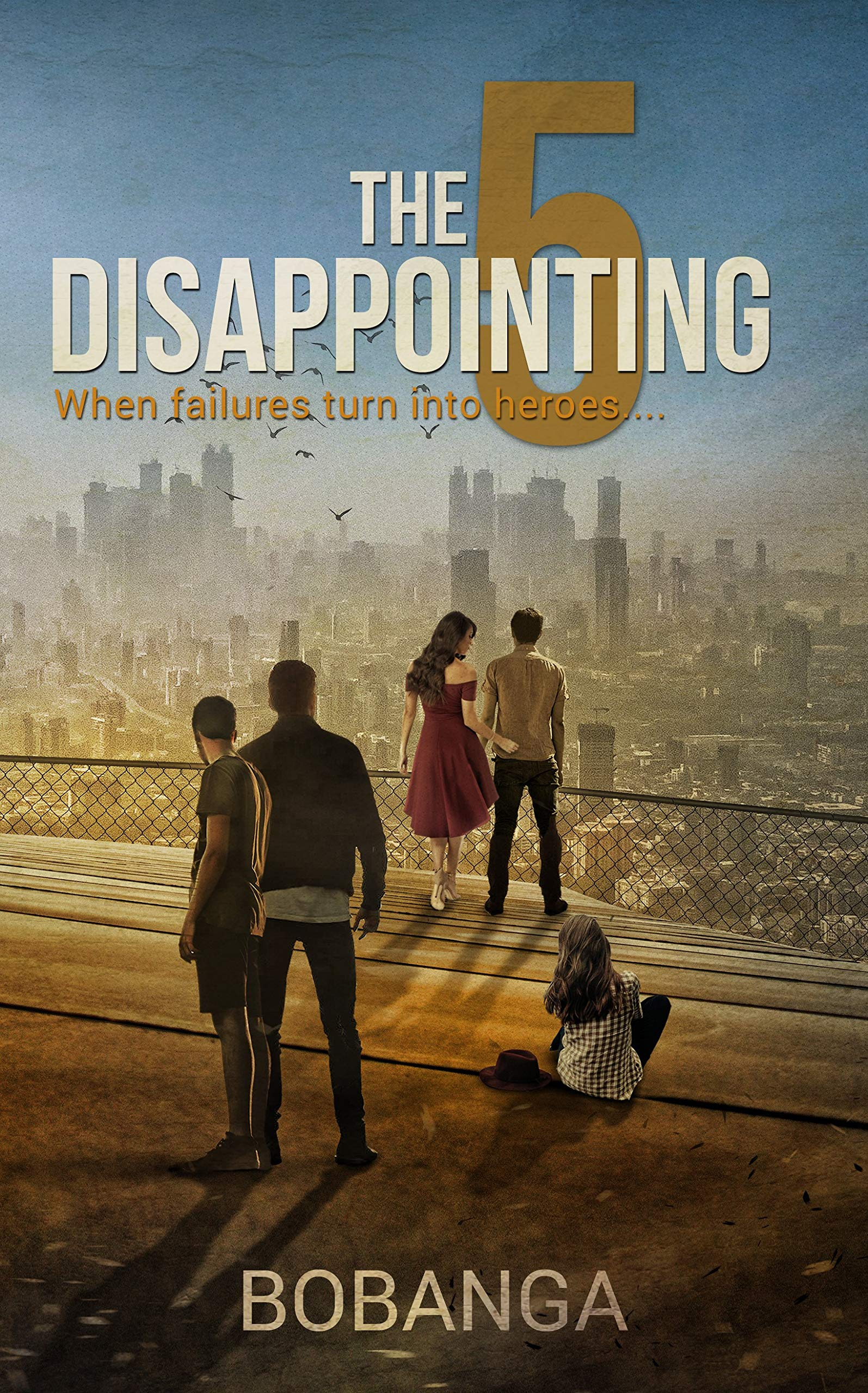 Book Review The Disappointing 5 by Bobanga