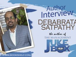 Author Interview - Debabrata Satpathy - author of The Management JukeBox