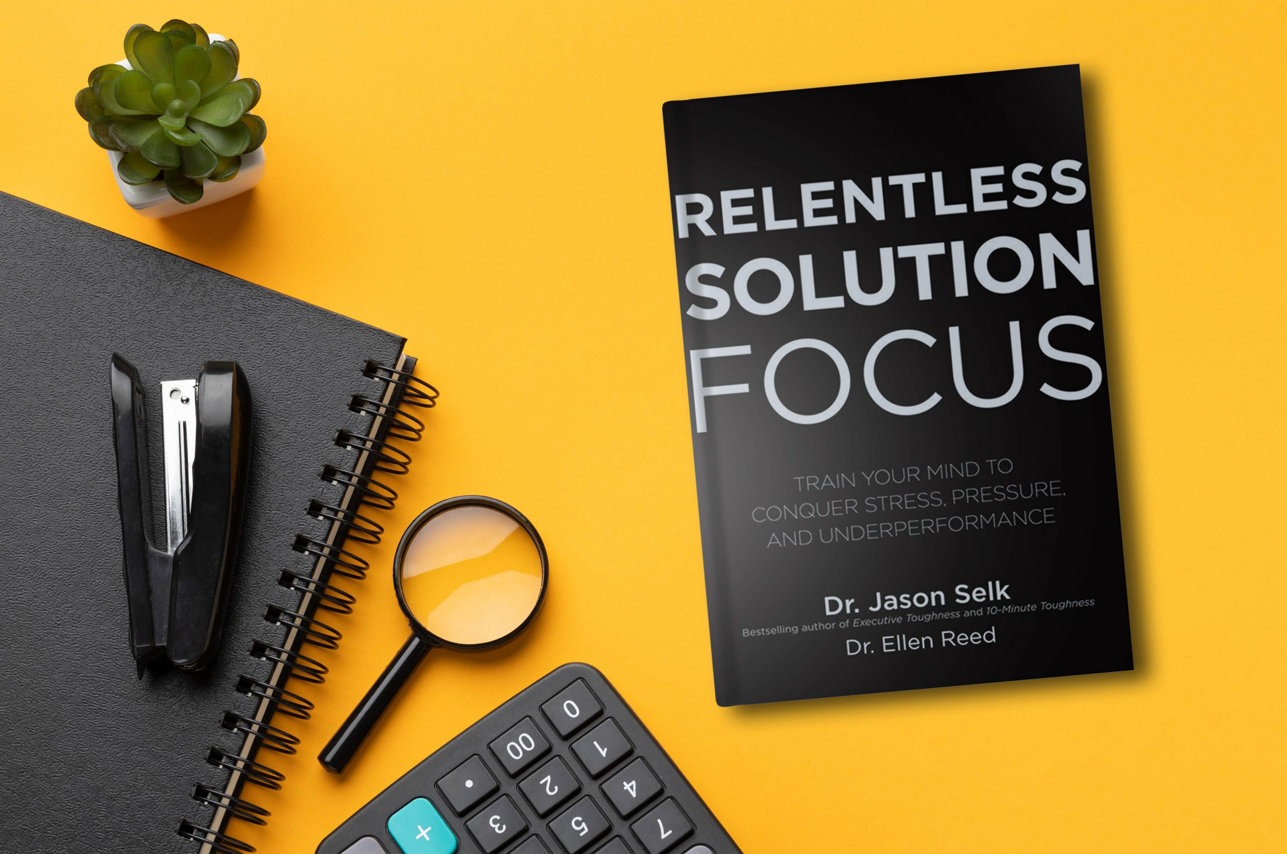 Book Review: Relentless Solution Focus by Dr. Jason Selk