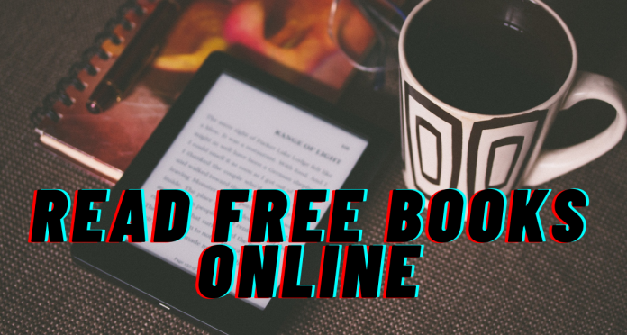 HOW TO READ FREE BOOKS ONLINE WHILE STAYING IN LOCKDOWN