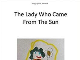 The Lady Who Came From The Sun by K. Hopper