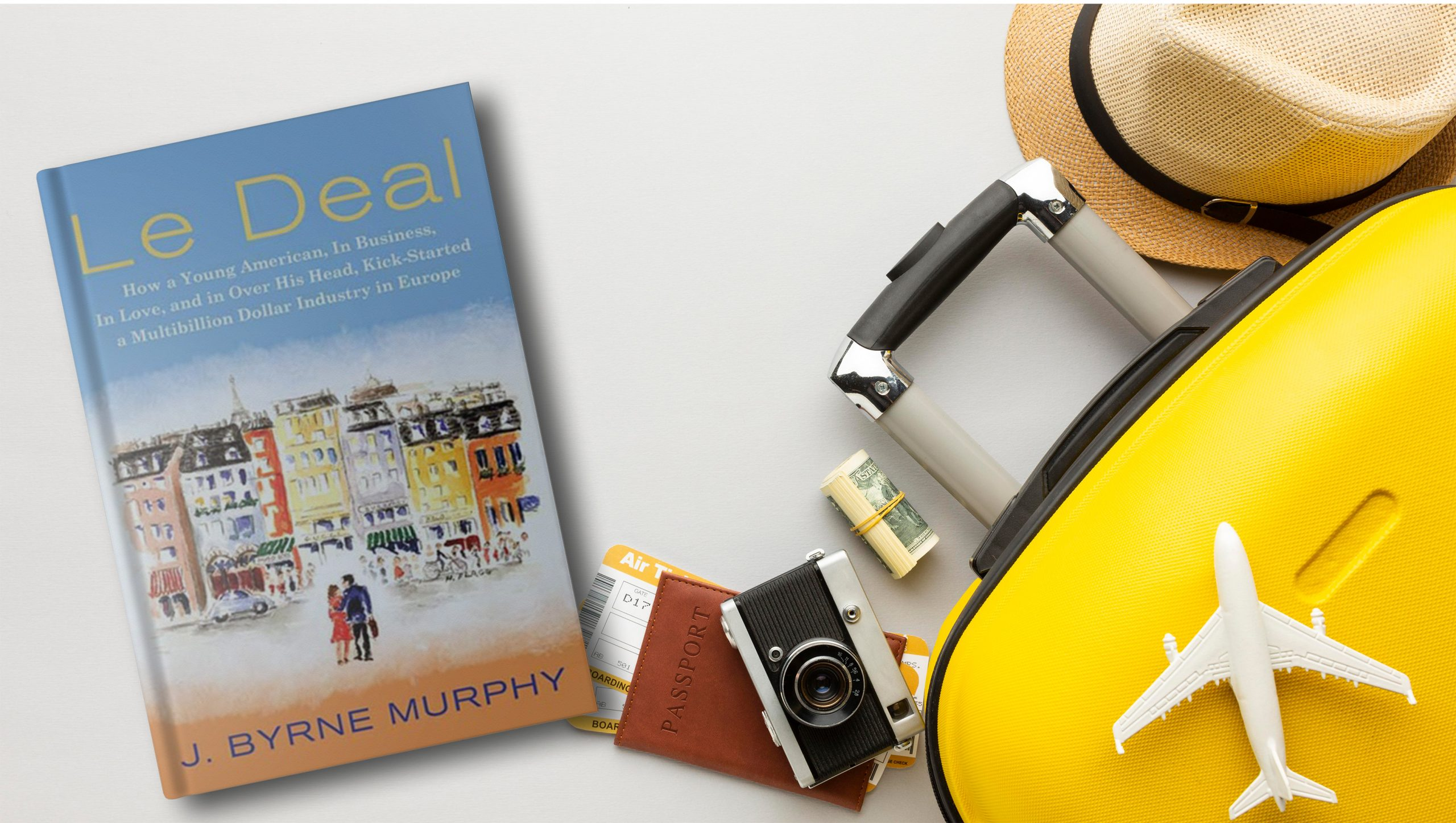Book Review - Le Deal by J Byrne Murphy