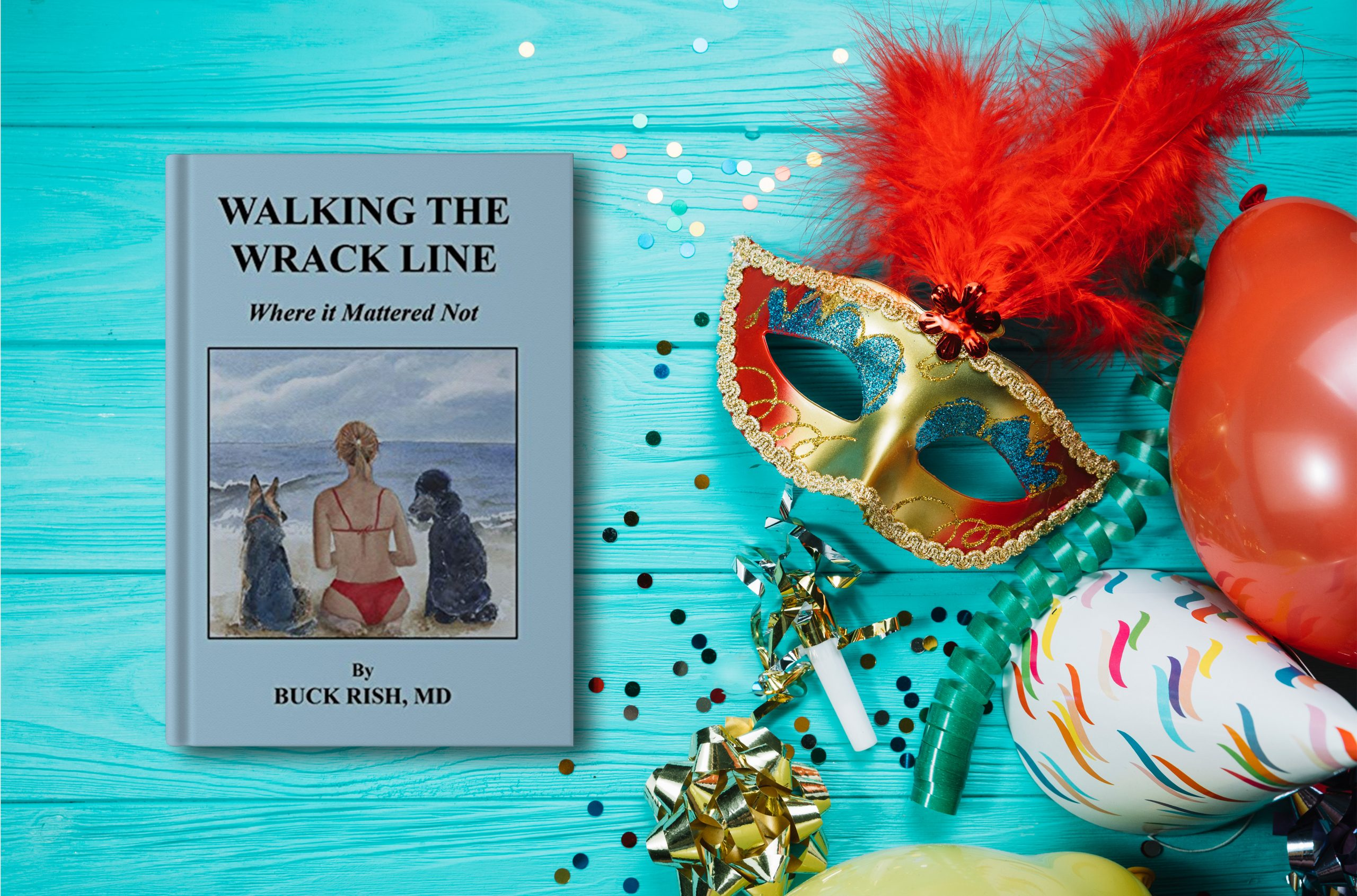 Book Review - Walking the Wreck Line by Buck Rish