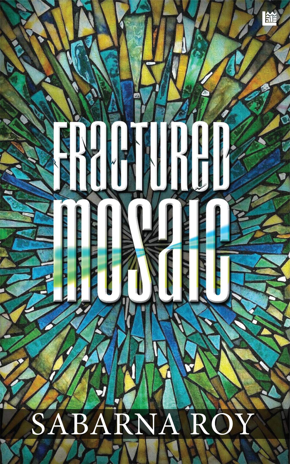 Fractured Mosaic by Sabarna Roy